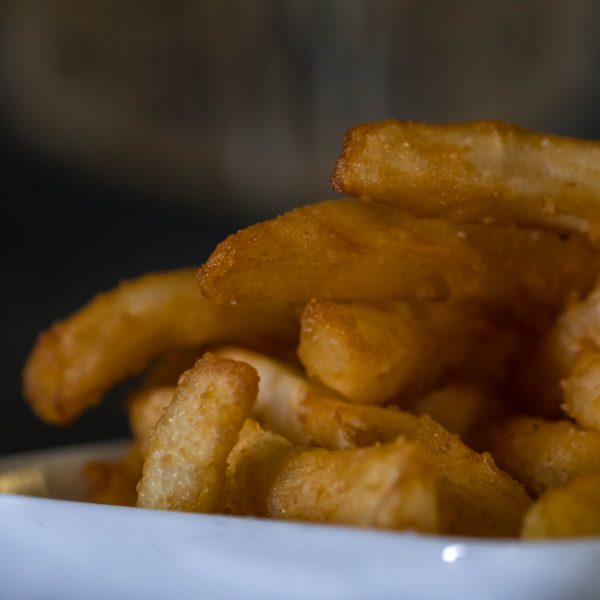 Beer Battered Fries